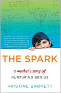 The Spark by Kristine Barnett: Book Cover