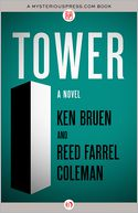 Tower by Ken Bruen: NOOK Book Cover