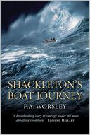 Shackleton's Boat Journey by Frank Arthur Worsley: Book Cover