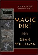 Magic Dirt by Sean Williams: Book Cover