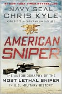 American Sniper by Chris Kyle: Book Cover