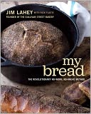 My Bread by Jim Lahey: Book Cover