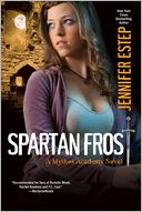 Spartan Frost by Jennifer Estep: NOOK Book Cover