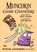 Munchkin Game Changer by Jackson, Steve Games, Incorporated: Product Image