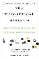 The Theoretical Minimum by Leonard Susskind: Book Cover