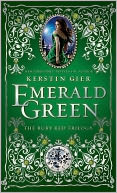 Emerald Green by Kerstin Gier: Book Cover