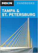 Moon Tampa and St. Petersburg by Laura Reiley: NOOK Book Cover