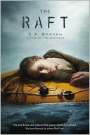 The Raft by S. A. Bodeen: Book Cover