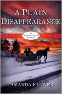A Plain Disappearance by Amanda Flower: Book Cover