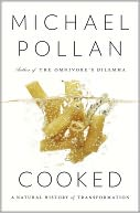 Cooked by Michael Pollan: Book Cover
