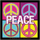 2014 Peace Wall Calendar by Louise Carey: Calendar Cover