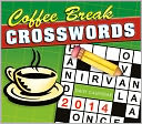 2014 Coffee Break Crossword Boxed Daily Calendar by Myles Mellor: Calendar Cover