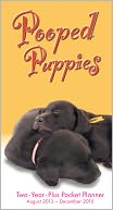 2014 Pooped Puppies Pocket Planner by Sellers Publishing, Inc.: Calendar Cover