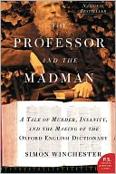 The Professor and the Madman by Simon Winchester: NOOK Book Cover