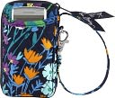 "Vera Bradley Midnight Blues All in One Wristlet 3"" x 5.25"" x 0.75"" by Barnes & Noble: Product Image"