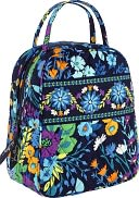 Vera Bradley Midnight Blues Lunch Bunch Tote by Barnes & Noble: Product Image
