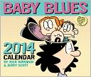 2014 Baby Blues Day-to-Day Calendar by Rick Kirkman: Calendar Cover