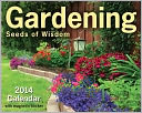 2014 Gardening Mini Day-to-Day Calendar by Andrews McMeel Publishing, LLC: Calendar Cover