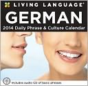 2014 Living Language by Random House Direct: Calendar Cover