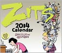 2014 Zits Day-to-Day Calendar by Jerry Scott: Calendar Cover