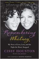 Remembering Whitney by Cissy Houston: Book Cover