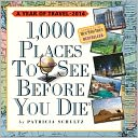 2014 1,000 Places to See Before you Die Page-A-Day Calendar by Patricia Schultz: Calendar Cover