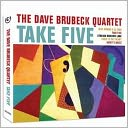 Take Five by The Dave Brubeck Quartet: CD Cover