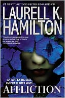Affliction (Anita Blake Vampire Hunter Series #22) by Laurell K. Hamilton: Book Cover