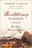 Revolutionary Summer by Joseph J. Ellis: Book Cover
