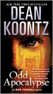 Odd Apocalypse (Odd Thomas Series #5) by Dean Koontz: Book Cover