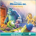Monsters, Inc. Read-Along Storybook by Disney Book Group: NOOK Kids Read to Me Cover