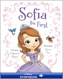 Sofia the First Storybook with Audio by Disney Book Group: NOOK Kids Read to Me Cover