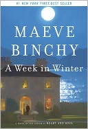 A Week in Winter by Maeve Binchy: Book Cover