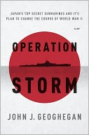 Operation Storm by John Geoghegan: Book Cover