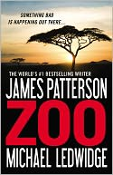 Zoo by James Patterson: Book Cover
