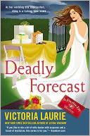 Deadly Forecast (Psychic Eye Series #11) by Victoria Laurie: Book Cover