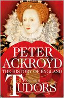 Tudors by Peter Ackroyd: Book Cover