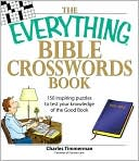 The Everything Bible Crosswords Book by Charles Timmerman: Book Cover