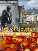 Travel Belgium by MobileReference: NOOK Book Cover