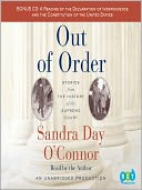 Out of Order by Sandra Day O'Connor: Audio Book Cover