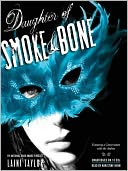 Daughter of Smoke and Bone by Laini Taylor: Audio Book Cover