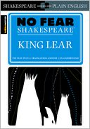 King Lear (No Fear Shakespeare) (PagePerfect NOOK Book) by SparkNotes Editors: NOOK Book Cover