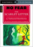 Scarlet Letter (No Fear Shakespeare) (PagePerfect NOOK Book) by SparkNotes Editors: NOOK Book Cover