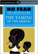 Taming of the Shrew (No Fear Shakespeare) (PagePerfect NOOK Book) by SparkNotes Editors: NOOK Book Cover