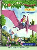 Magic Tree House Collection, Books 1-8 by Mary Pope Osborne: Audio Book Cover
