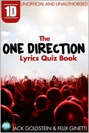 1D - The One Direction Lyrics Quiz Book by Jack Goldstein: NOOK Book Cover