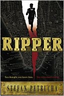 Ripper by Stefan Petrucha: Book Cover