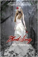 Blood Song (Blood Series, #2) by Tamara Rose Blodgett: NOOK Book Cover