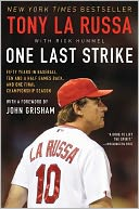 One Last Strike by Tony La Russa: Book Cover