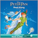 Peter Pan Read-Along Storybook by Disney Press: NOOK Kids Read to Me Cover
